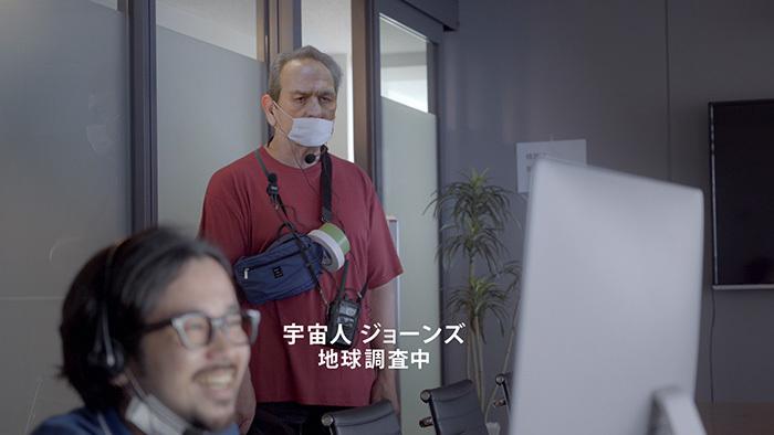 クラフトボス新テレビCM