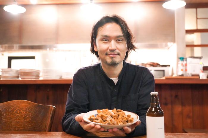 「ブリコラージュ ブレッド&カンパニー」の生江史伸さん
