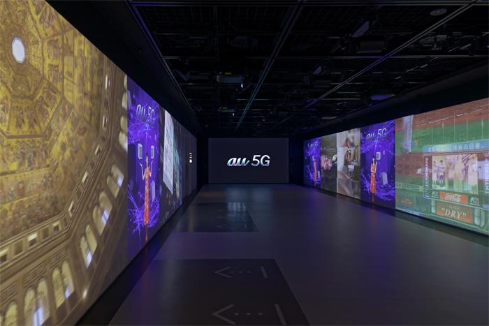 地下1階の展示スペース