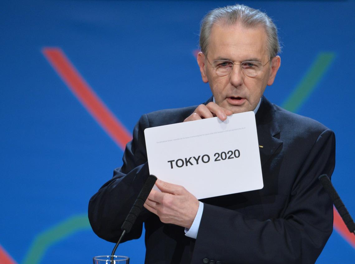 会長 オリンピック