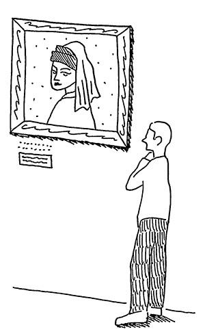 『想像力を武器にする「アート思考」入門 ―あなたのビジョンを実現する4つの力―』イラスト