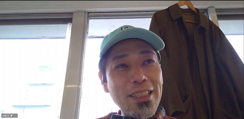 スマイルズ取締役CCO 野崎亙氏