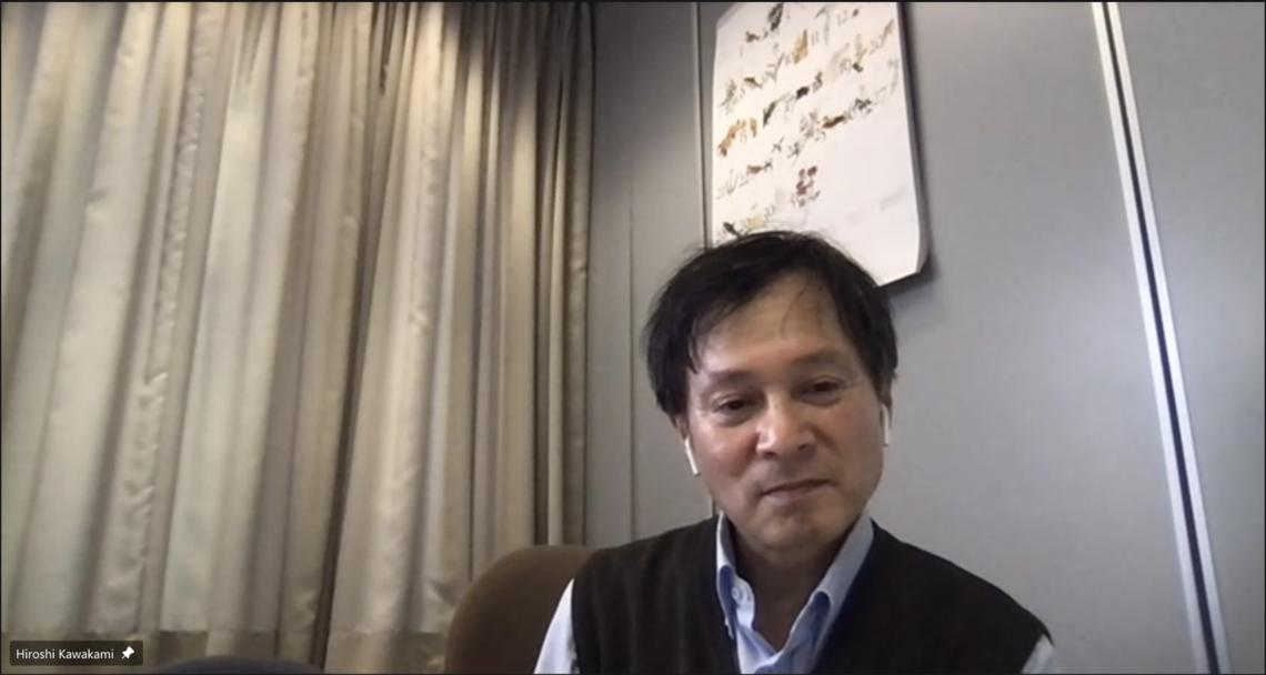 京都先端科学大学教授 川上浩司氏