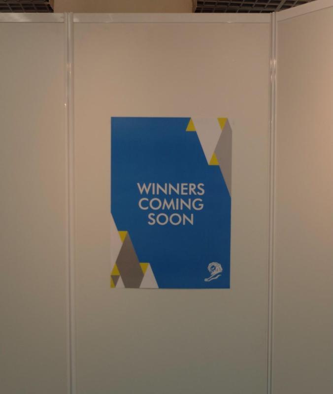 次々と各部門のショートリスト、受賞作が発表されていきます