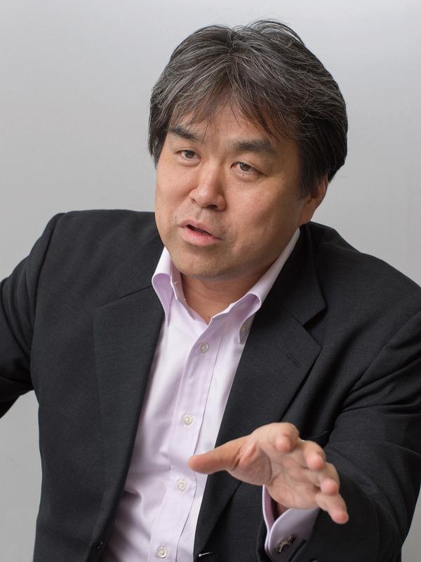 金井 毅(かない・たけし)氏