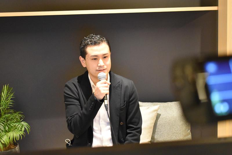 長野草太氏:Abies Ventures取締役パートナー。「世界を変えるメガディープテックスタートアップを日本から創出する」ために、製品単体ではなく、システム&サービスの全体設計による「統合型のインテグレーション」を提案する。