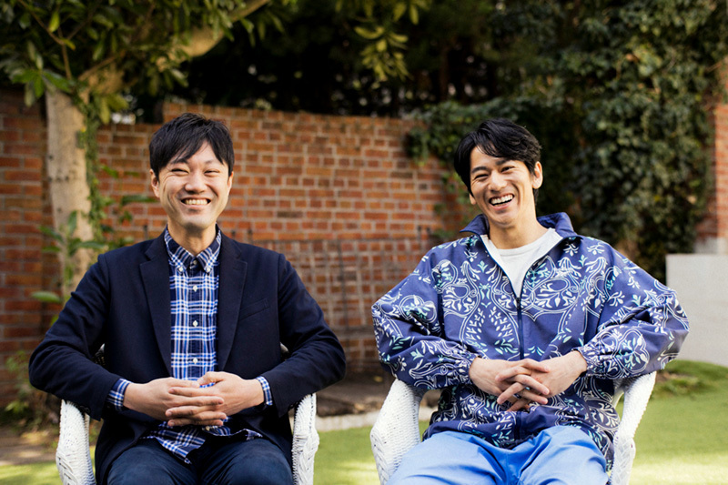 Talk1:俳優 永山絢斗氏×予防医学研究者 石川善樹氏「ウェルビーイングの鍵は料理にあった!?