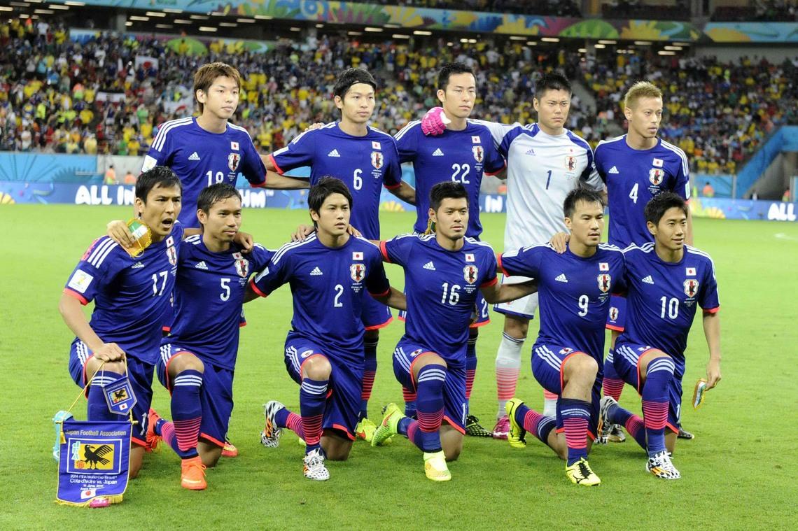 サッカーのワールドカップ(W杯)ブラジル大会_日本代表