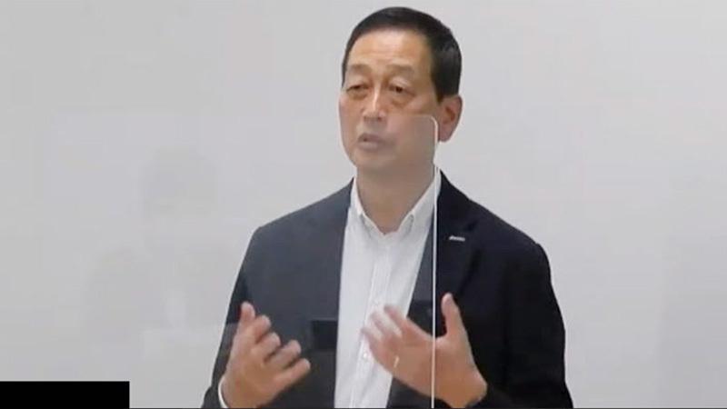 株式会社資生堂 代表取締役社長 兼 CEO 魚谷雅彦氏