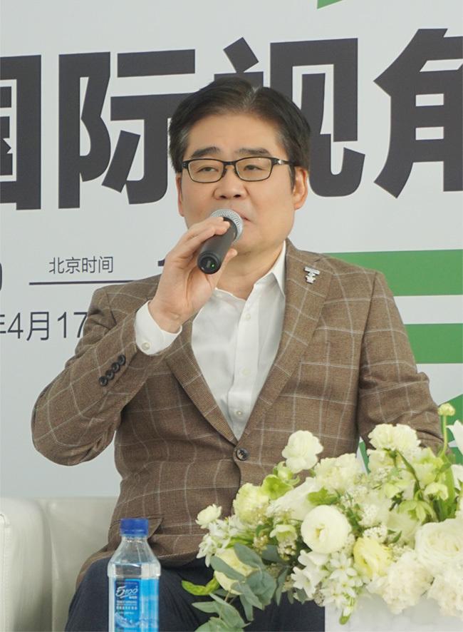 パナソニック副社長兼中国・北東アジア社社長 本間哲朗氏