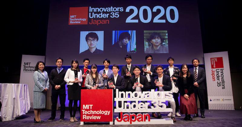若きイノベーターを発掘する「Innovators Under 35 Japan 2021」応募受付中 昨年の授賞式