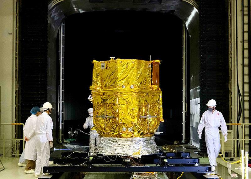 民間月面探査プログラム「HAKUTO-R」のミッション1として2022年に打ち上げ予定のランダー(月面着陸船)