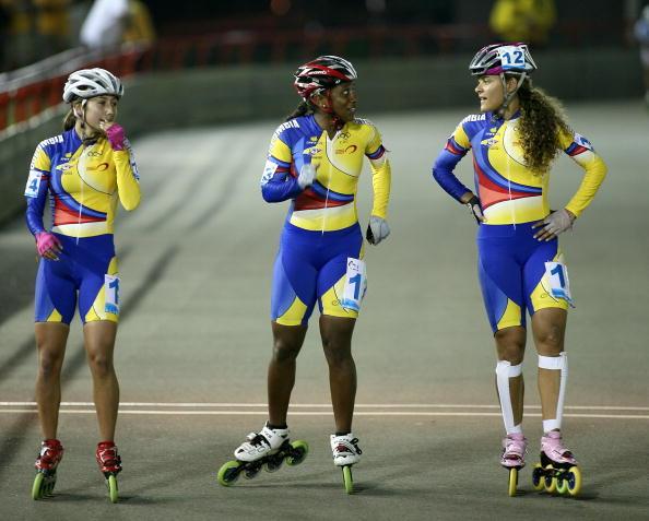 コロンビア女子代表は美人が多いと評判だそうです Photo by Aldo Castillo/STR / Getty Images