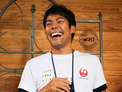 松崎志朗さん