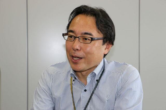 朝岡崇史氏