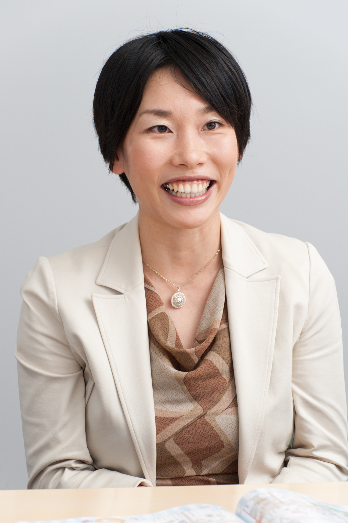 電通総研ママラボの主任研究員・田中理絵氏