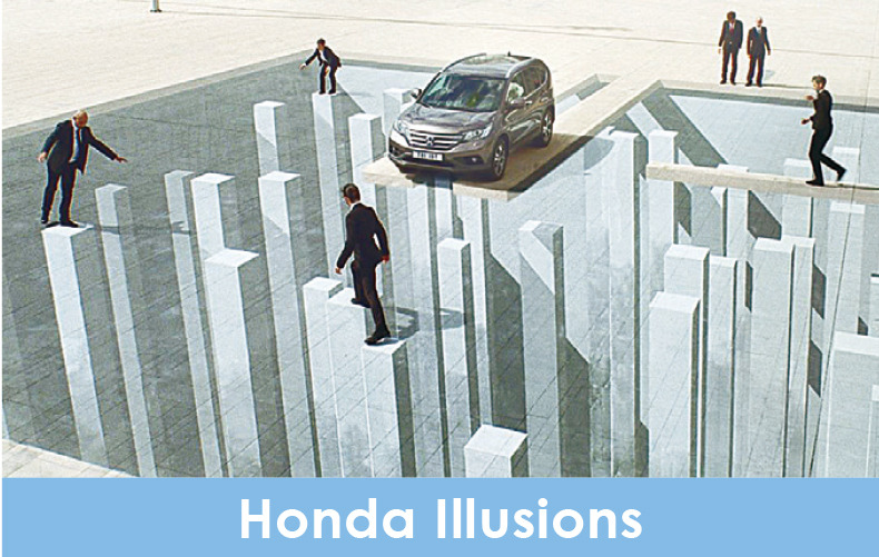 Honda Illusions