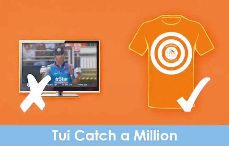Tui Catch a Million