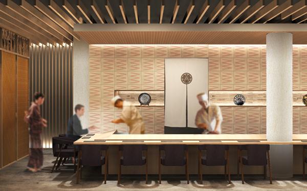 日本食レストラン イメージ図