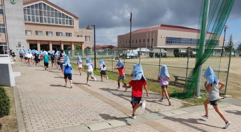 「カケアガレ!日本」の第1回は岩沼市で実施