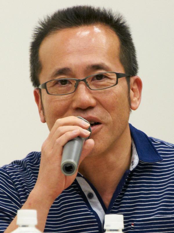 遠藤慎一氏(第1回日経「星新一賞」受賞者)