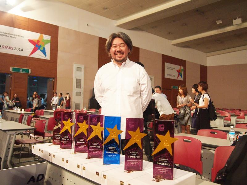 電通・菅野薫氏が手掛けたSound of Hondaは部門別にグランプリ5個、金賞4個、銀賞1個の合計10個を受賞しグランプリ・オブ・ザ・イヤーを獲得した