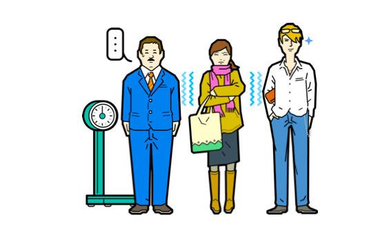 「危機消費」K部長、「体質不安消費」T美、「モテ消費」M斗のオフィストーク