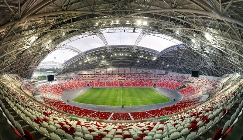 シンガポール・スポーツ・ハブ