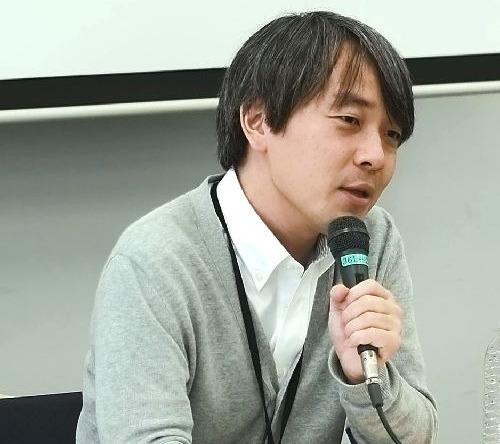 東畑幸多氏(電通CDC シニア・クリエーティブ・ディレクター/CMプランナー)