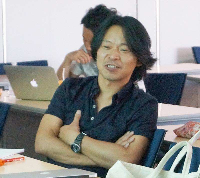 講師:佐久間崇氏 電通CDC クリエーティブ・ストラテジスト