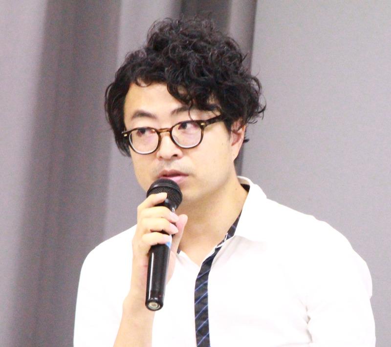 講師:仁藤安久氏 電通CDC コピーライター/プランナー