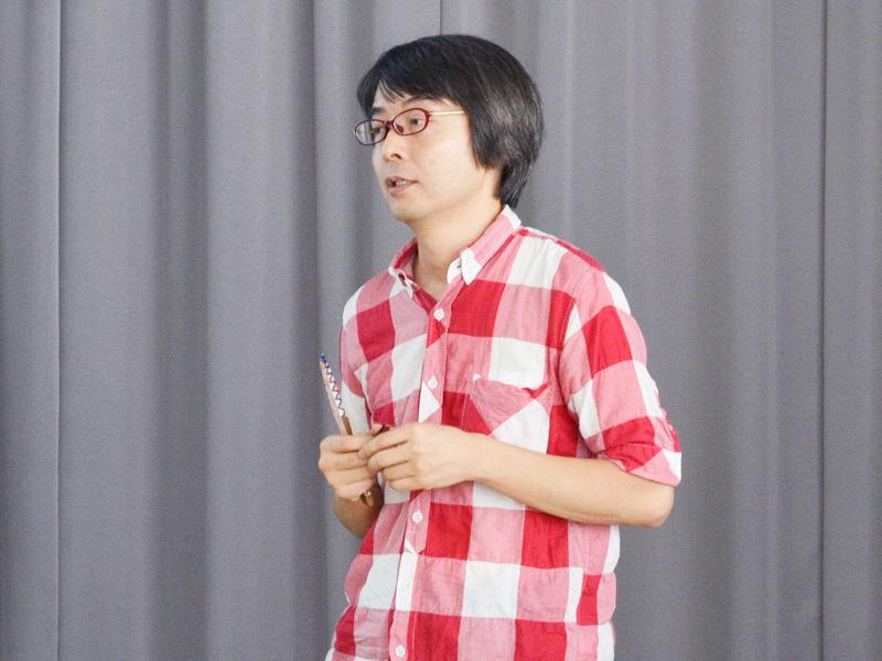 校長はCDC クリエーティブディレクターの高草木博純氏