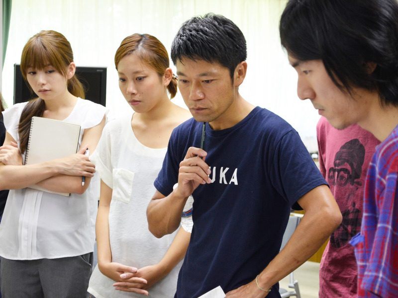 講師たちも学生一人一人と本気で向き合いました。