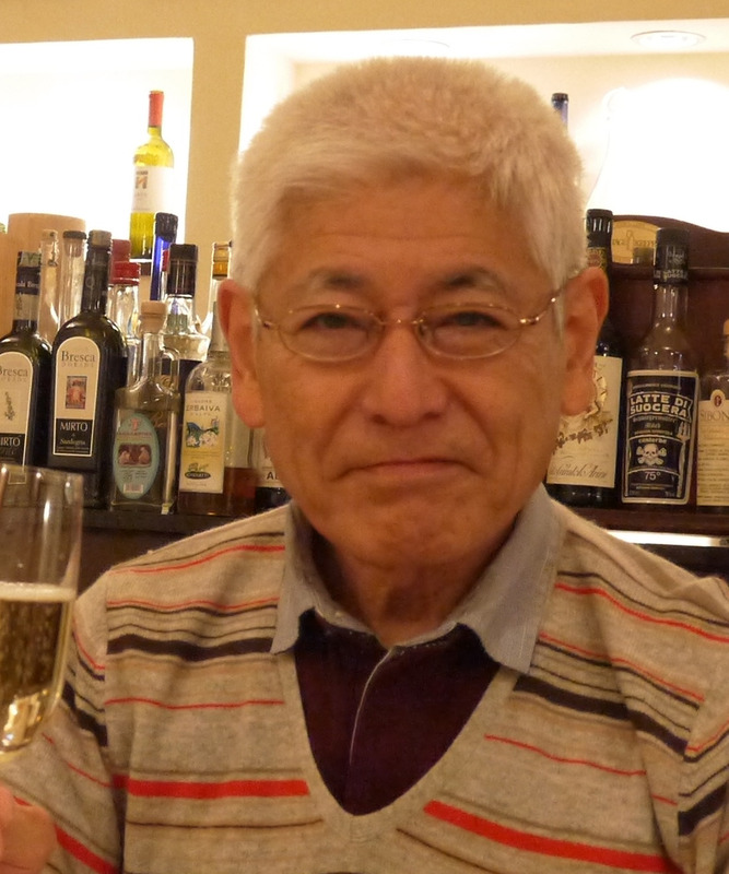 堀川靖晃氏