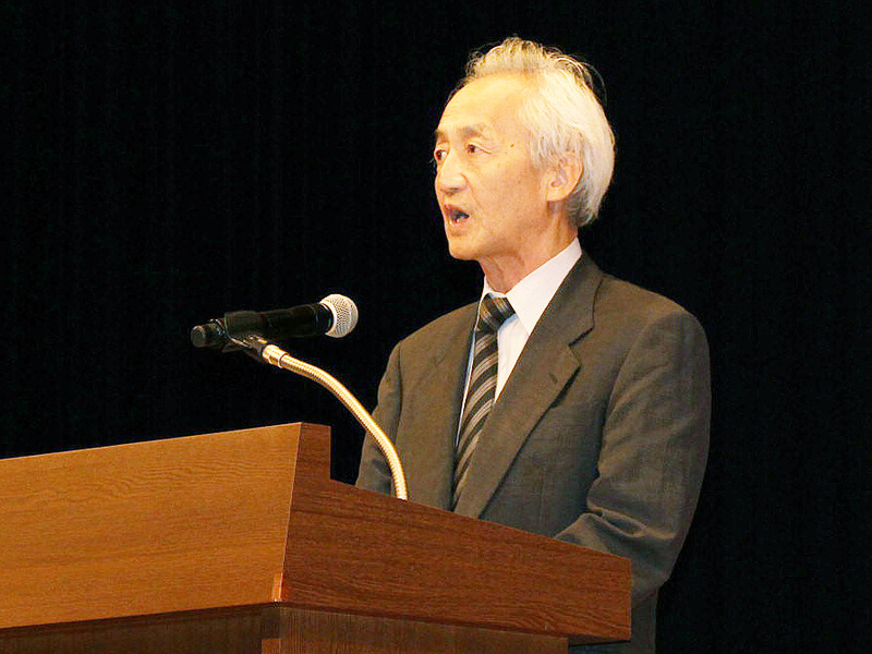 JARO・山内理事長