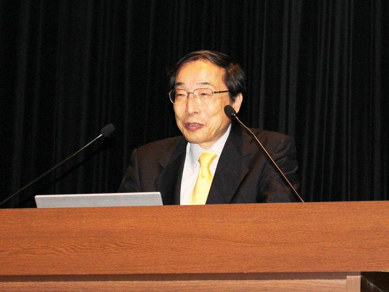 国民生活センター・松本理事長