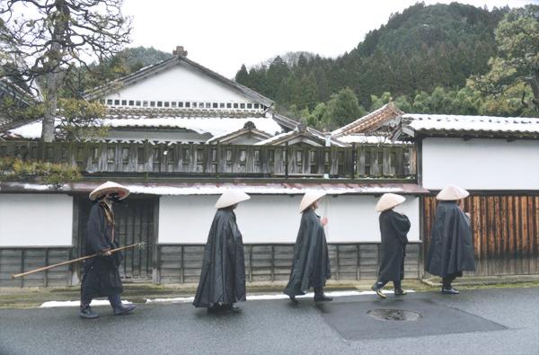 江戸時代から大正期までたたら製鉄で栄え根雨の近藤家。江戸時代後期に建てられた