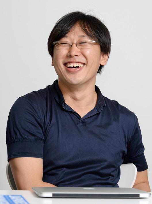 ユカイ工学代表/青木俊介氏