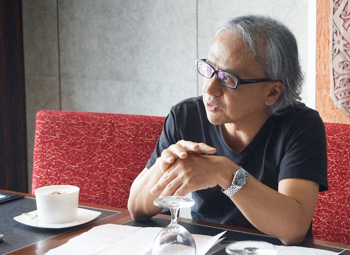 電通CDCセンター長 エグゼクティブ・クリエーティブ・ディレクター 古川 裕也氏