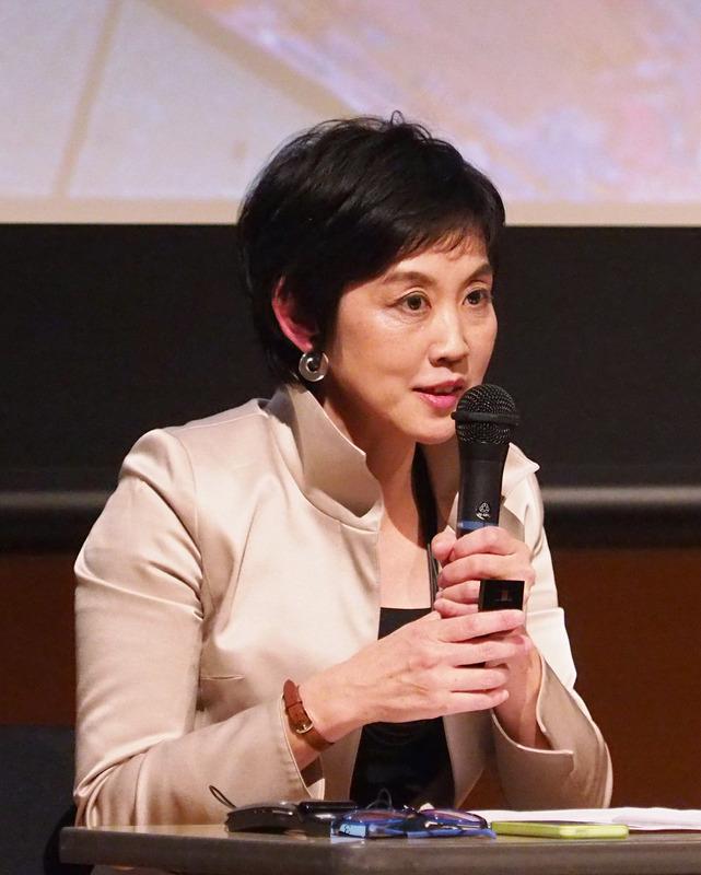 久保田翠理事長