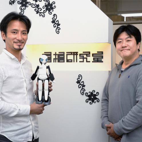 Robiの生みの親 高橋智隆氏が語る  コミュニケーションロボットこそ日本の活路