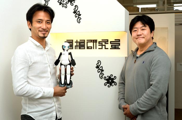 高橋氏、西嶋氏