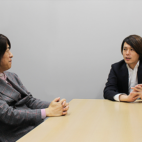 有田一樹×志村 彰洋:前編「日米のイノベーションのあり方とその違いを考える」