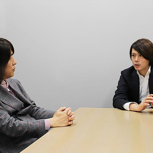 有田一樹×志村 彰洋:後編「レールに乗らされていない真のイノベーションを実現する」