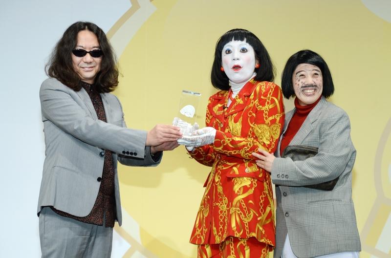 芸能賞は日本エレキテル連合