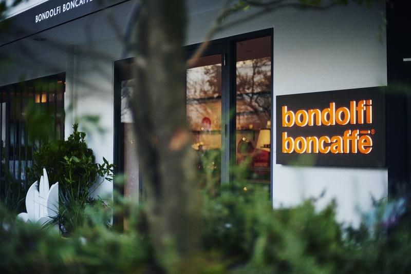 ボンドルフィボンカフェ
