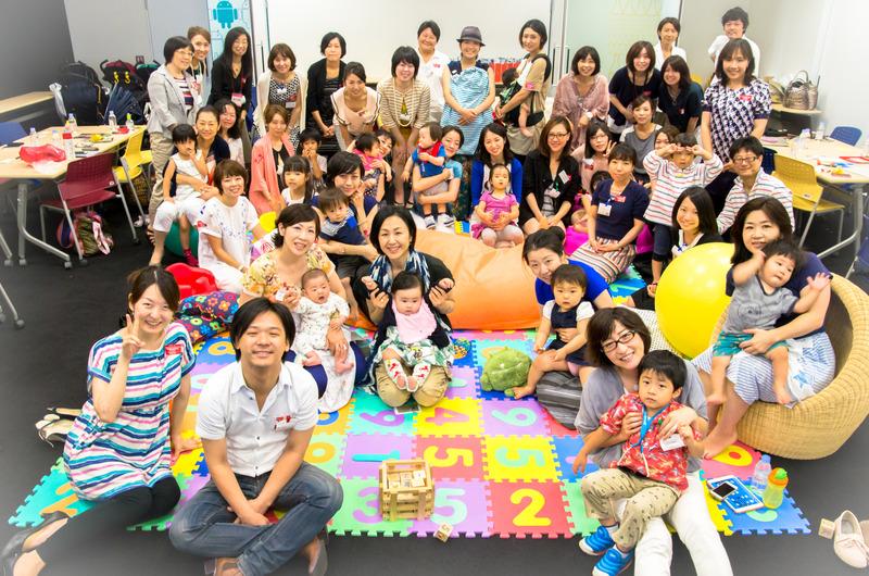 「ワーキングマザー1000人委員会」イベント