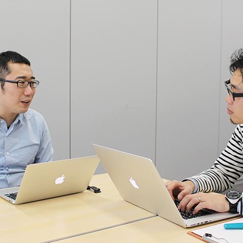和田裕介(ボケて)×土屋泰洋:前編「ゆーすけべーの作り方」