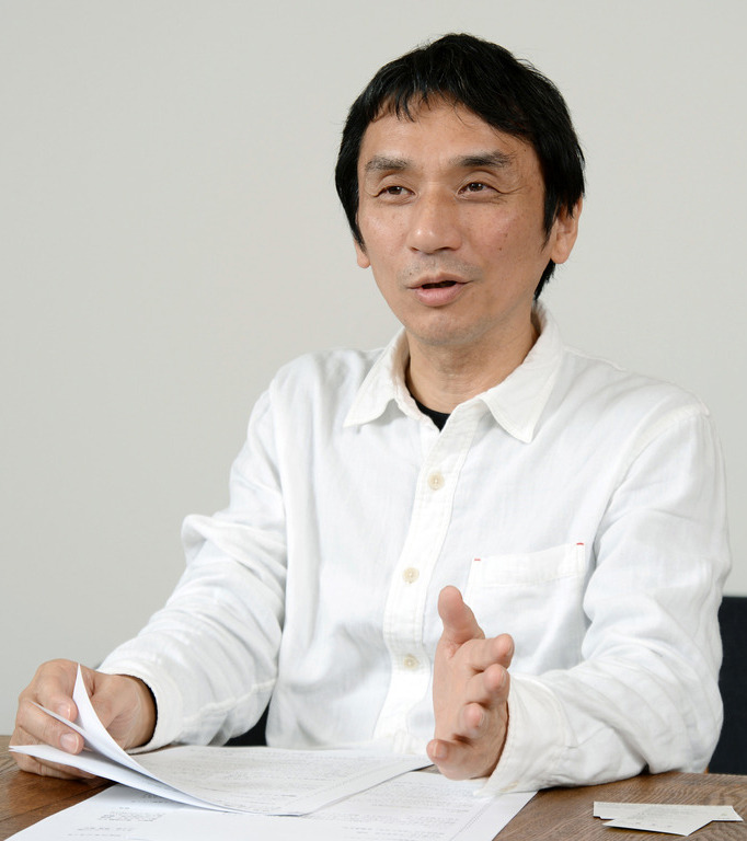 中治信博氏(ワトソン・クリック クリエーティブ・ディレクター)