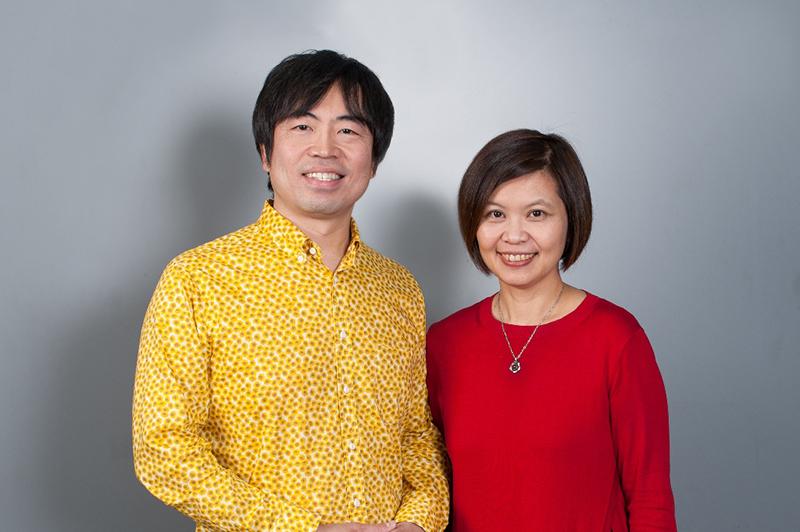 Lin x Sasaki